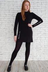 """2609 платье черное """"дизарис"""""""