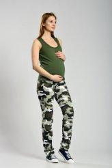 б2307 штаны для беременных камуфляж