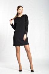 б2200 платье с кружевными лампасами