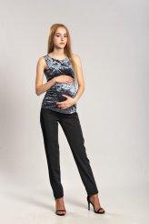 Б2673 брюки зауженные для беременных