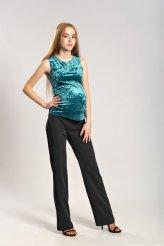 Б2674 брюки клеш для беременных